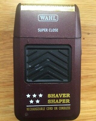 Professional 5 Star Finale Finishing Tool Shaver Super Close Trimmer by Wahl