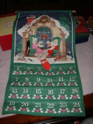 Avon Advent Calendar with mouse