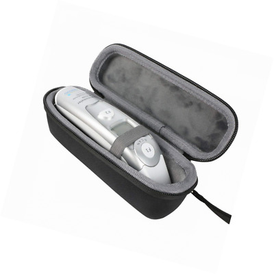 Hard Travel Case for Innovo/Braun Medical Forehead and Ear (Dual Mode) Thermomet