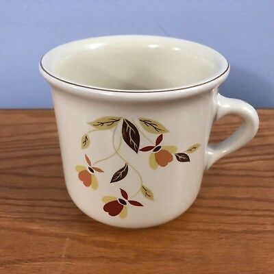 Hall China, Autumn Leaf, NALCC, Granny Cup, Limited Edition 2009