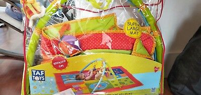 TAF toy baby play mat (play gym)