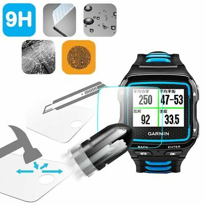 HD 9H Tempered Glass Screen Protector Film Cover For Garmin Forerunner 920XT New
