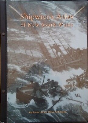 Shipwreck Atlas of New South Wales  Department of Urban Affairs and Planning