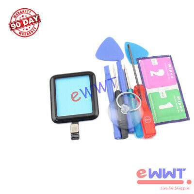 Replacement Touch Screen Digitizer+Tool for Apple Watch Series-3 38mm S3 ZVLU744