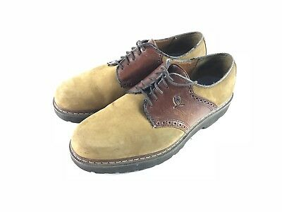 Vintage Tommy Hilfiger Dress Casual Shoes Leather 12 Rubber Sole Original Tommy