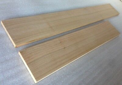 Native Cherry - Hardwood Timber Woodcraft Woodwork Luthier Wood Craft