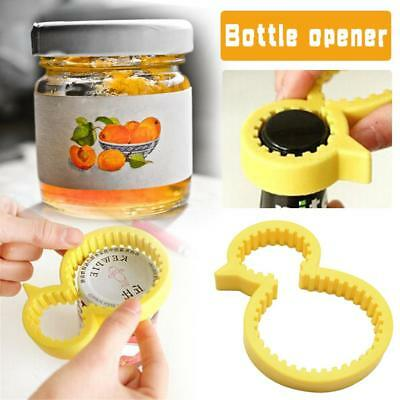 Container Bottle Lid Can Rubber Multi Jar Opener Duck Shape Kitchen Useful Tool