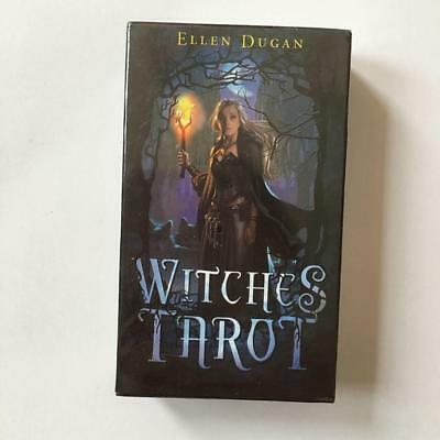 Mystic Tarot Deck Cards Mythic Fate Divination for Furture Game Card Witch Tarot