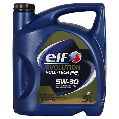 Elf Evolution Full-Tech FE 5W-30 5 Litro Barattolo
