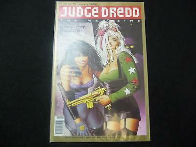 Judge Dredd Megazine volume 1 issue 16 VGC (LOT#2559)