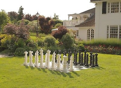Mega Chess Pieces. Uber Games. Free Delivery