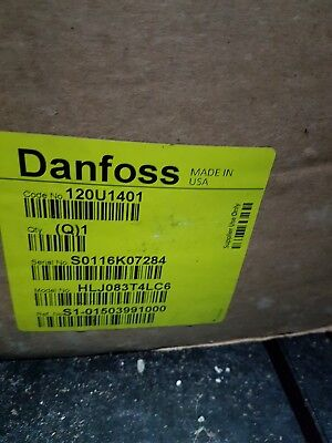 Danfoss HLJ083T4LC6 3 phase air conditioning scroll compressor