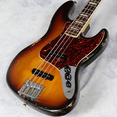 Fender 1971 Jazz Bass 3 Color Sunburst