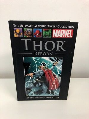 The Ultimate Graphic Novels Collection: Thor Reborn (Vol 52)