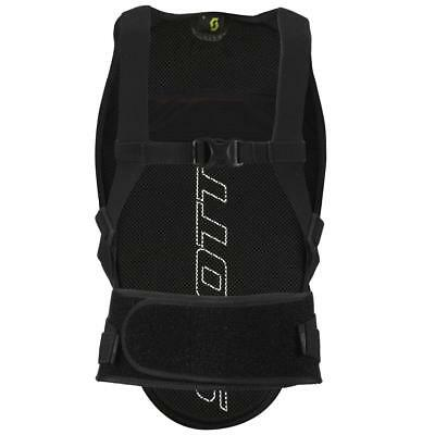 Scott Back Protector Jr Actifit, black/white - Rückenprotektor Gr. XXS