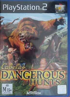 Cabela's Dangerous Hunts (Sony PlayStation 2, 2004)