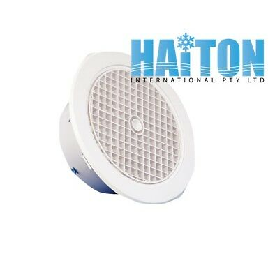 Air Conditioning Eggcrate Jet Air Diffuser  Face: 350mm Neck: 250mm