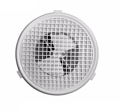 Plastic ABS exhaust ceiling air diffuser/Eggcrate Round Diffuser Neck:150mm