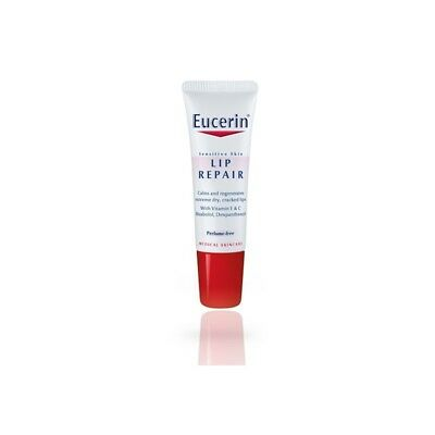 Eucerin Piel Sensible Balsamo Labial 10 ml
