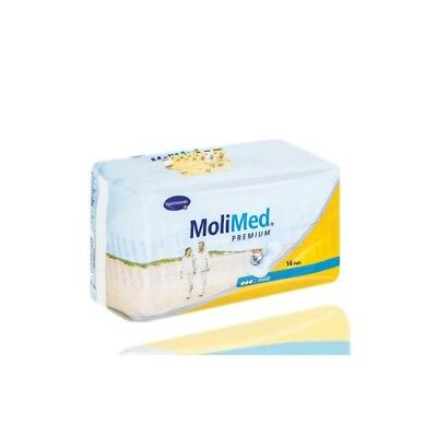 Molimed f Midi 14 Compresas (300 Ml)