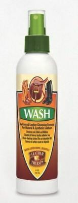 Leather Therapy Equestrian Wash Cleaner Spray for Tack, Boots, Shoes, 8 oz, ki