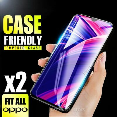 2X Oppo R15 R15 Pro & R17 R17 Pro Tempered Glass LCD Screen Protector Film Guard