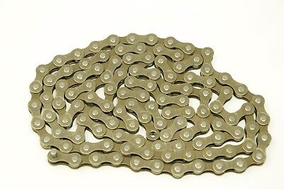 7 or 8 SPEED KMC Z51 CHAIN FOR SHIMANO 24/26 MTB ANY BIKE 3/32  108 LINK CHAIN