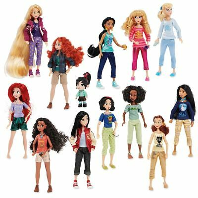 Disney Wreck it Ralph 2 Breaks Internet Doll Set Vanellope Princesses Sold Out!