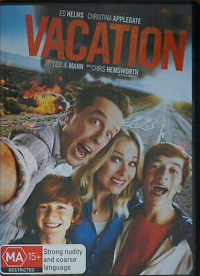 Vacation (DVD, 2015)