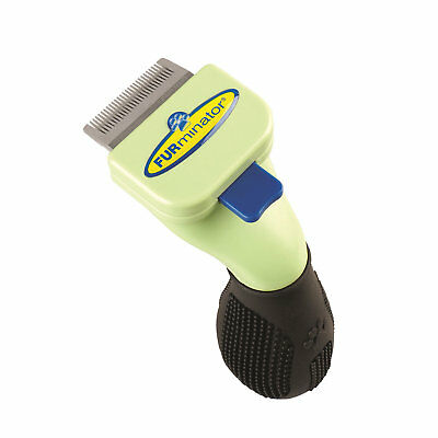 FURminator Short Hair deShedding Tool for Toy Dogs