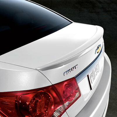 Painted Chevrolet Malibu Factory Style Spoiler 2017 2019