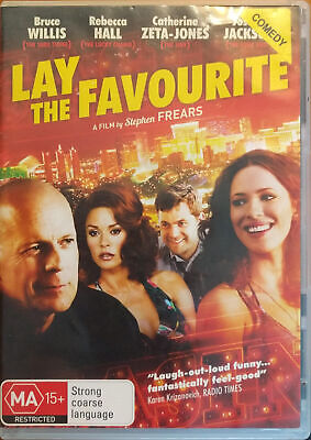 Lay The Favourite (DVD, 2013)