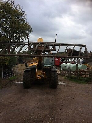 15ft cattle feed barrier