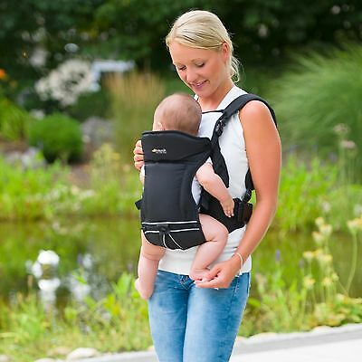 Hauck Babytrage 3-Way Carrier Black TOP