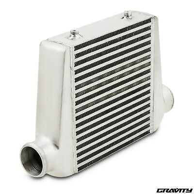 "3"" 76mm ALUMINIUM ALLOY 280x300x75mm RACE DRIFT FRONT MOUNT INTERCOOLER FMIC"