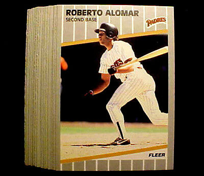 ROBERTO ALOMAR ~ 1989 Fleer #299 ~~~~~~~ LOT OF 20 CARDS AT A VERY LOW PRICE!