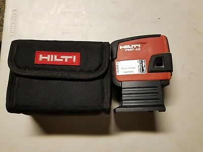 Hilti PMP 45 Laser With Case- Great Condition!