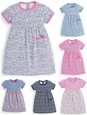 New JoJo Maman Bebe Ditsy Floral Essential Dress RRP £17 3months - 6years