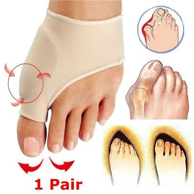 Protector Corrector Pain Relief Bunion Care Big Toe Separators Gel Cushions Pad