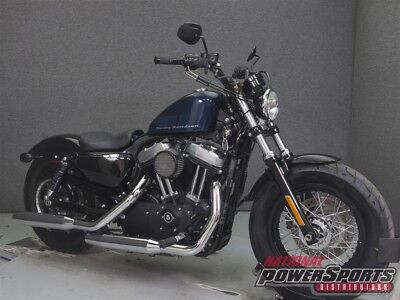 2012 Harley-Davidson Sportster XL1200X  1200 FORTY EIGHT 2012 Harley-Davidson Sportster XL1200X  1200 FORTY EIGHT Used