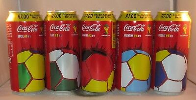 Coca-Cola can - South Africa