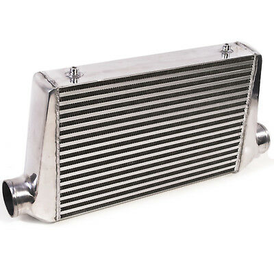 "3"" 76mm ALUMINIUM ALLOY CUSTOM DIY TURBO KIT CAR FRONT MOUNT INTERCOOLER FMIC"