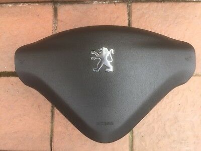 peugeot 207 steering wheel Airbag