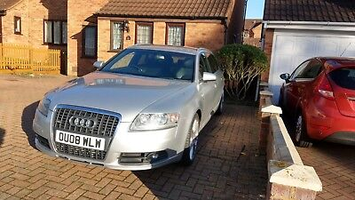 2008 Audi A6 Avant 3.0 TDI Quattro S Line Auto (for parts or not working)