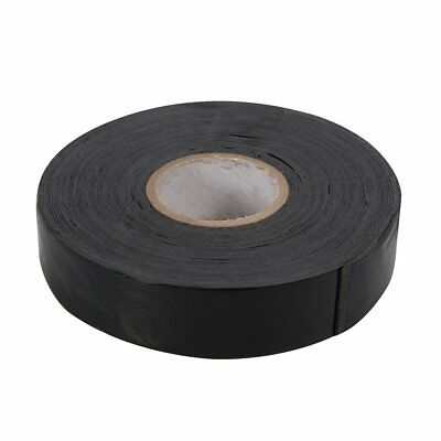 Fixman 193082 Self-Amalgamating Black Rubber Repair Tape 25mm x 10m