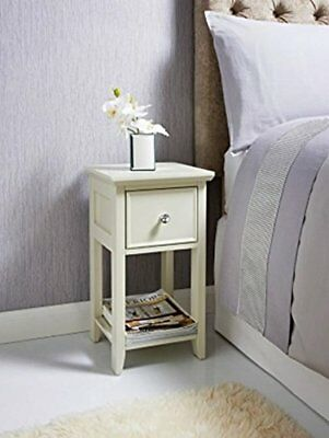 Arabella 1 Drawer Bedside Table