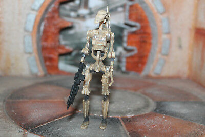 Battle Droid Dirty Star Wars The Episode 1 Collection 1999
