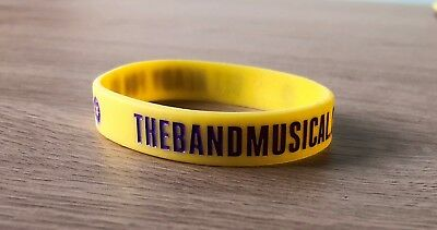 Take That The Band Musical Wristband