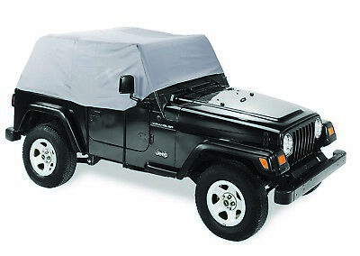 Pavements Ends 41728-09 Canopy Cab Cover