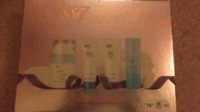 No7 gift set. New in box. Facial products.  Great for present